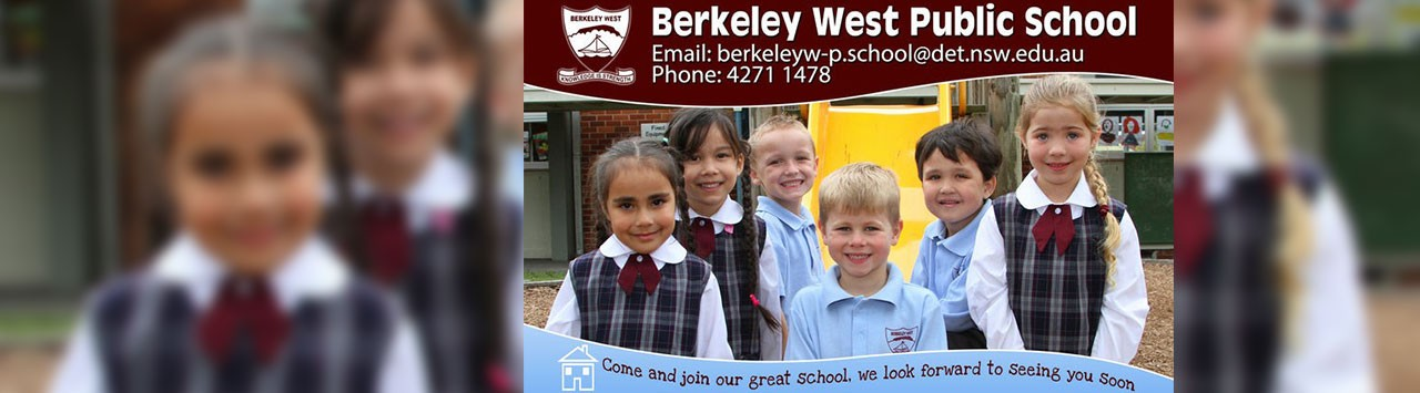 Berkeley West Public School students.